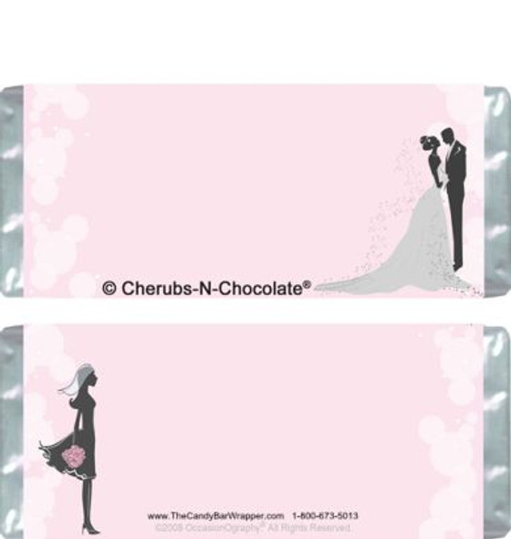 Save the Date Candy Bars