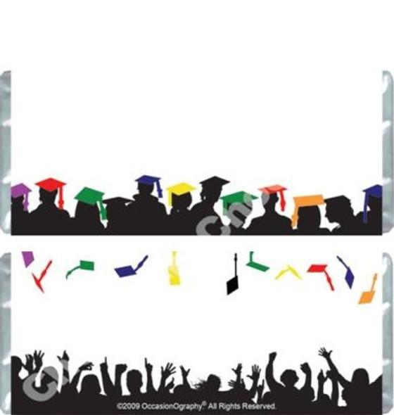 Graduation 6 Candy Bars