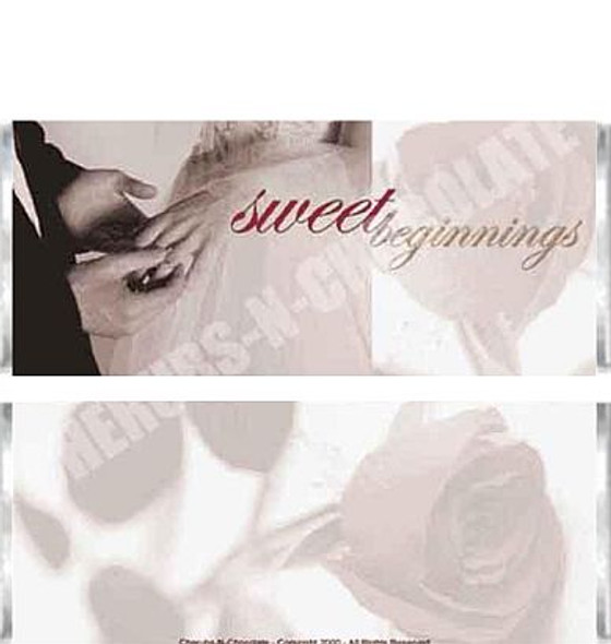 Sweet Beginnings Candy Bars