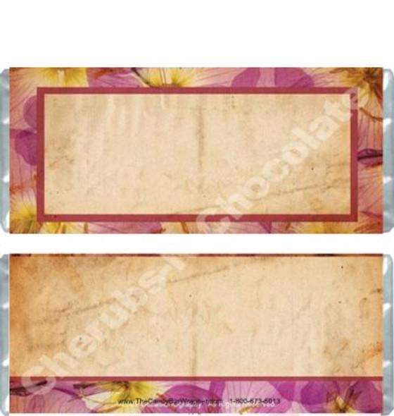 Primrose Paper Candy Bars