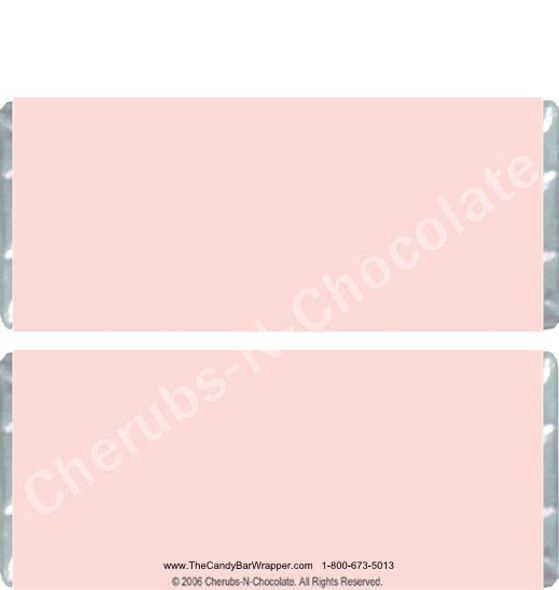 Pink Chocolate Candy Bars