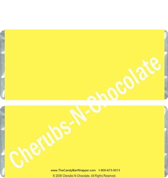 Yellow Candy Bars