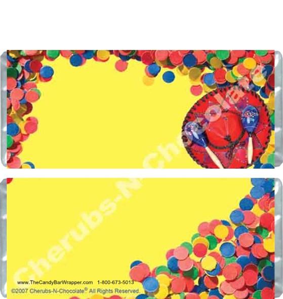 Fiesta Candy Bars