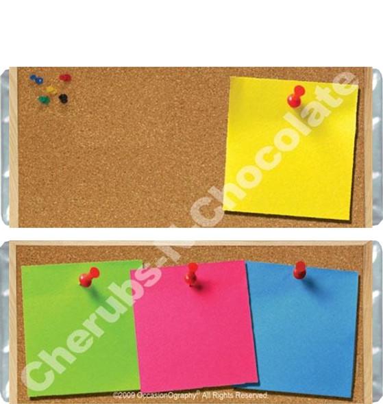 Bulletin Board Candy Bars