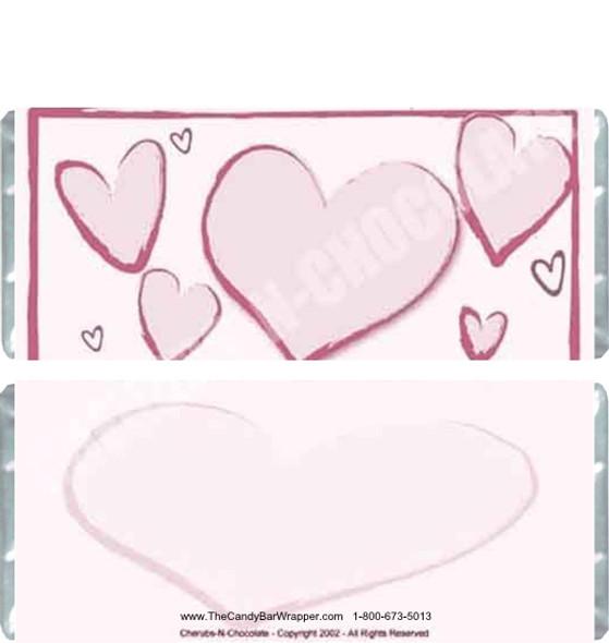 Heartfelt 1 Candy Bars
