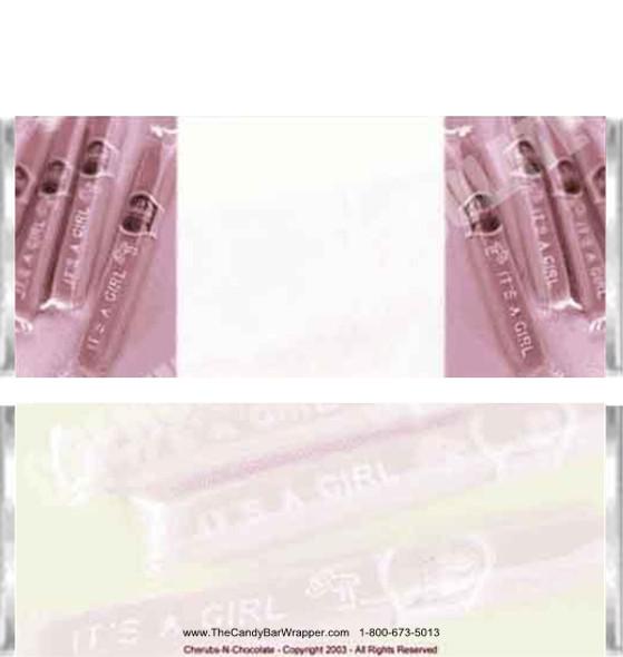 Girl Cigar Candy Bars