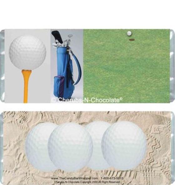Golf Candy Bars