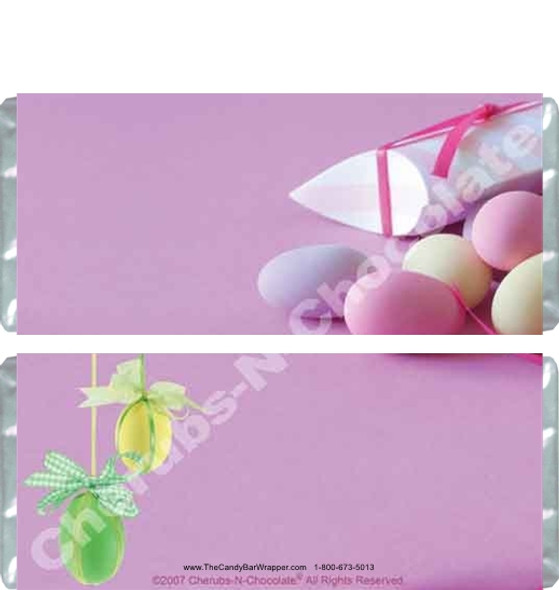 Easter Candy Bars