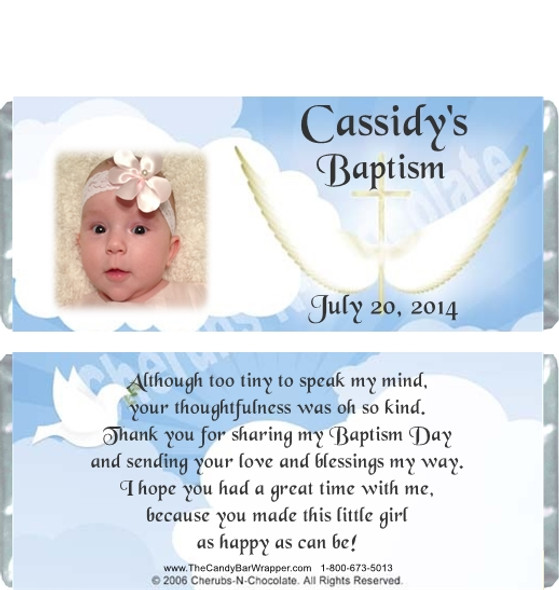 Christening Candy Favors