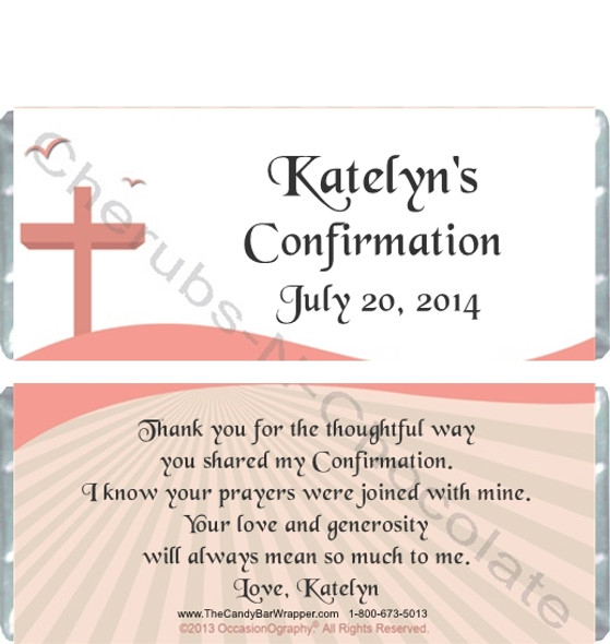 Confirmation Party Favors