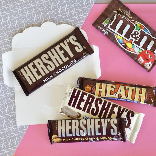 Candy Bar Options