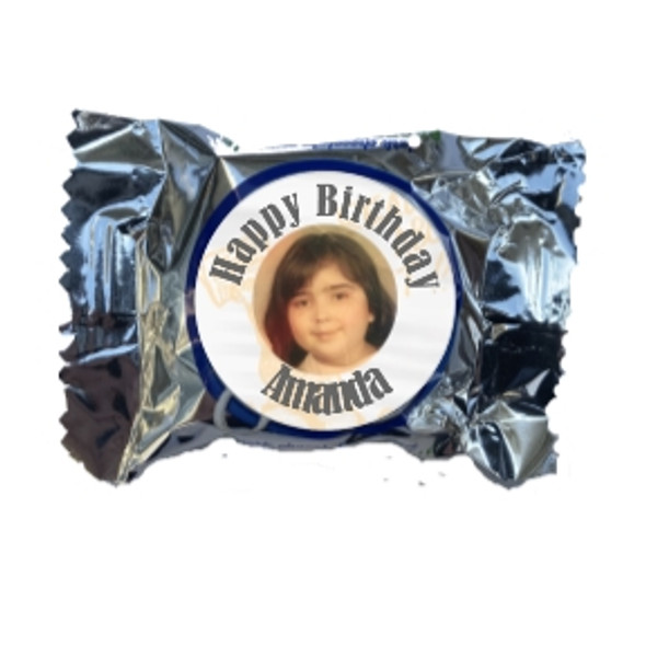 Custom Photo York Peppermint Patties