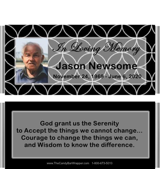 Memorial Service Favors