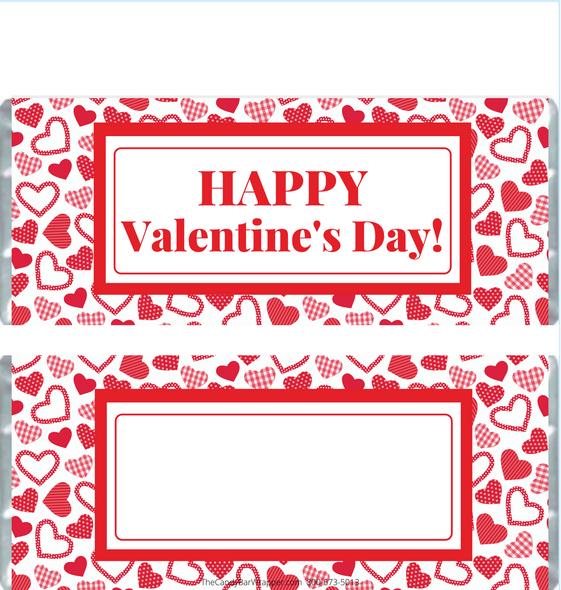 Valentine's Day Candy Bar