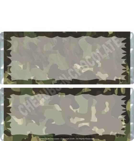 Army Candy Wrappers