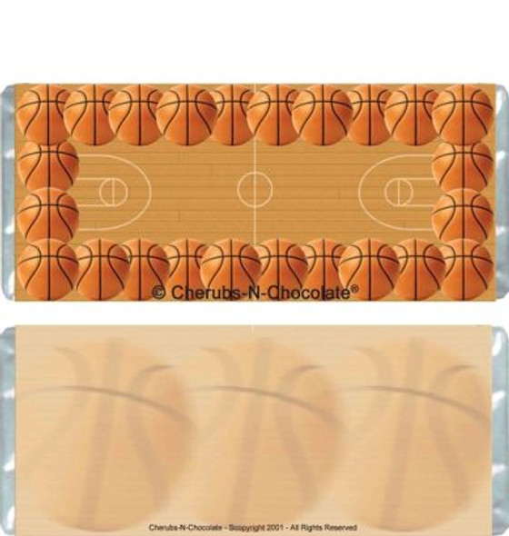 Basketball 1 Candy Wrappers