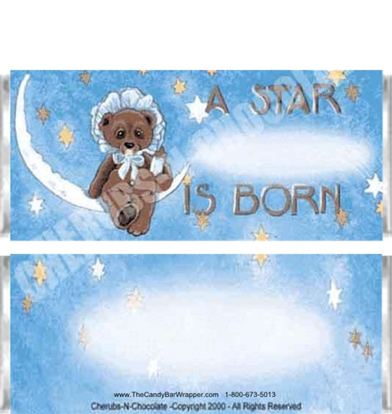 A Star is Born 2 Candy Wrappers