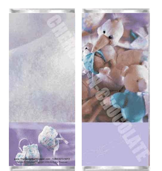 Baby Dreams Candy Wrapper