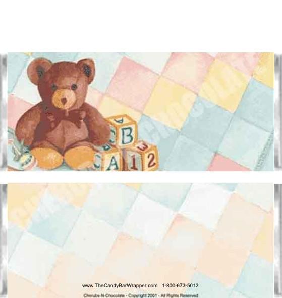 Precious Baby Candy Wrapper