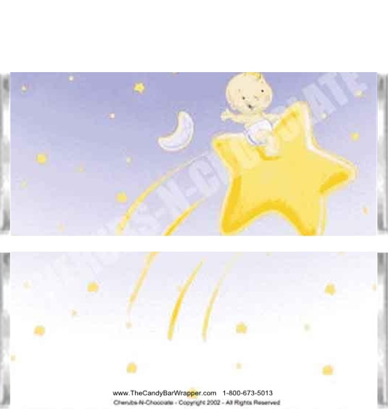 Star Baby Candy Wrapper