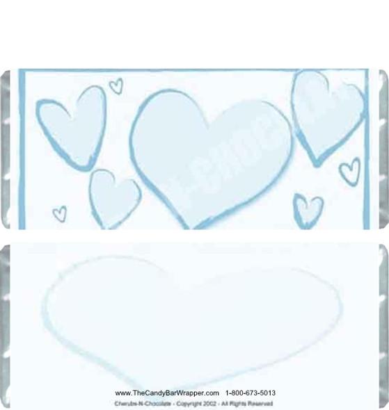 Heartfelt 2 Candy Wrapper