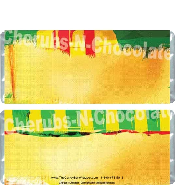 Cultural Colors Candy Wrapper