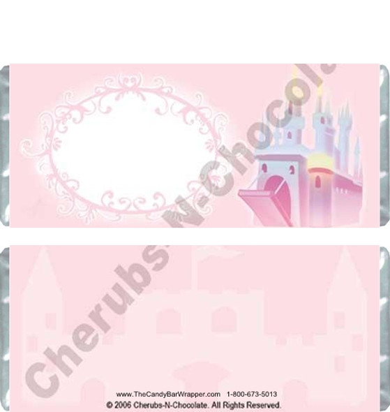 Cinderella Candy Wrappers