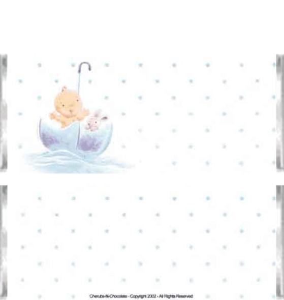 Baby Bliss Candy Wrapper