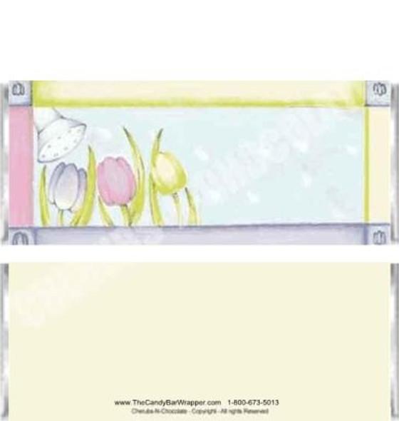 Shower Flower Candy Wrapper