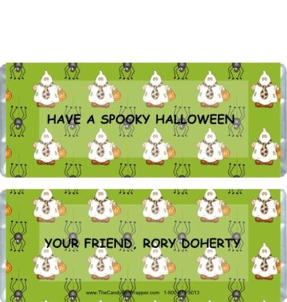 Ghost Candy Wrappers