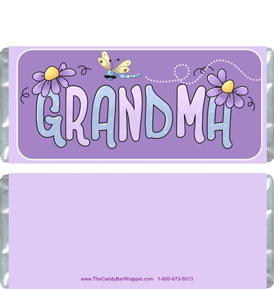 Grandma Candy Wrappers