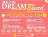 Dream Blend 70/30