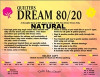 Dream 80/20 Natural