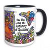 Quilt Artistry Mug