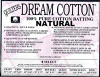 Dream Cotton Natural