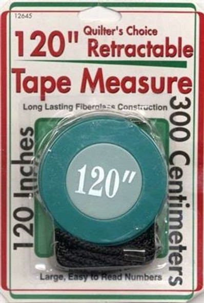 "120"" Retractable Tape Measure"