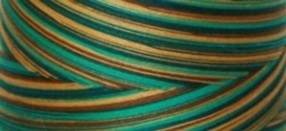 Signature Cotton Variegated - F251 Atlantis - 3000 yd
