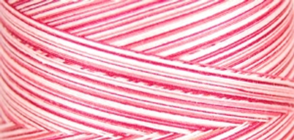 Signature Cotton Variegated - F252 Strawberry Shortcake