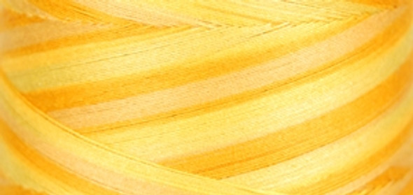 Signature Cotton Variegated - M76 Brassy Yellows