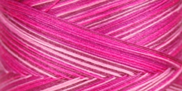 Signature Cotton Variegated - M79 Raspberries - 3000 yd