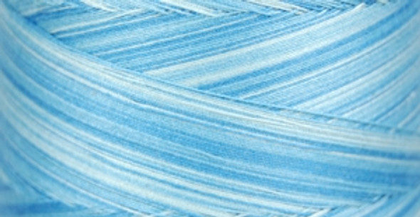 Signature Cotton Variegated - M82 Blue Skies - 3000 yd