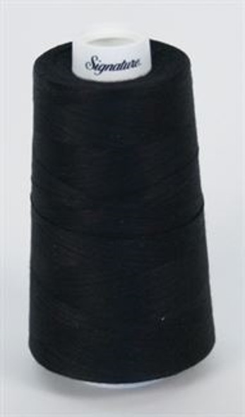 Signature Cotton - 070 Black - 3000 yd