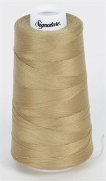 Signature Cotton - 089 Wheat - 3000 yd