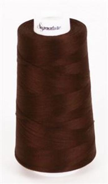 Signature Cotton - 125 Walnut - 3000 yd
