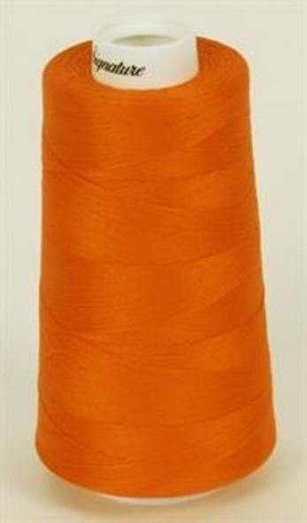 Signature Cotton - 186 Tangerine - 3000 yd