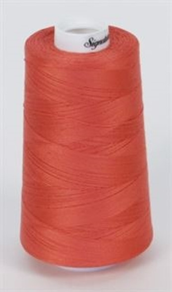 Signature Cotton - 253 Coral - 3000 yd