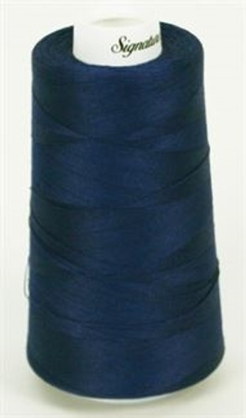 Signature Cotton - 386 Navy - 3000 yd