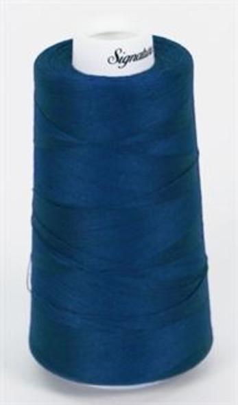 Signature Cotton - 392 Yale Blue - 3000 yd