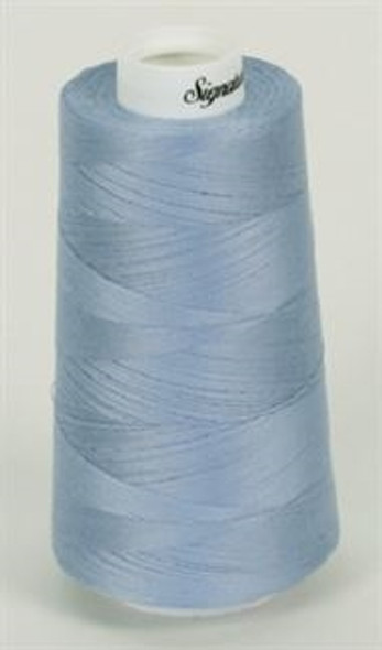 Signature Cotton - 406 Iced Blue - 3000 yd