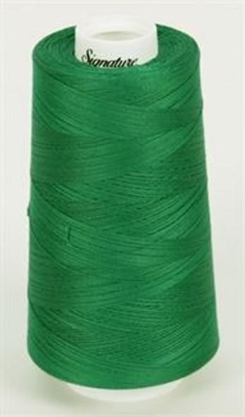Signature Cotton - 535 Bright Kelly - 3000 yd